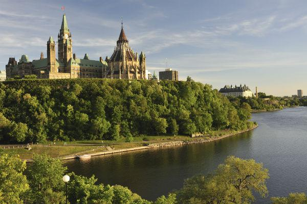 Ottawa makes for an invigorating change of pace compared to Canada's wild places.