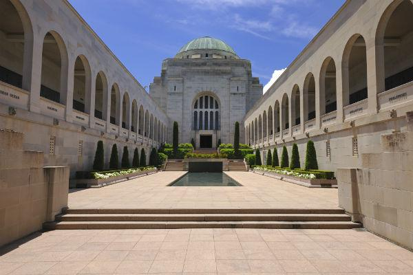 The Australian War Memorial is an impressive yet sombre reminder of the price that Australians have paid for freedom.