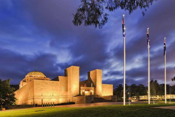 Canberra's Australian War Memorial provides a valuable window into the past for young and old alike.