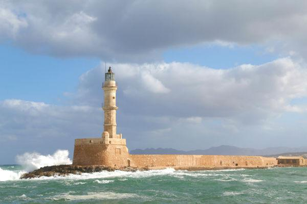 Chania is one of the prettiest towns in all of Greece, and is the perfect spot to start your exploration of Crete.