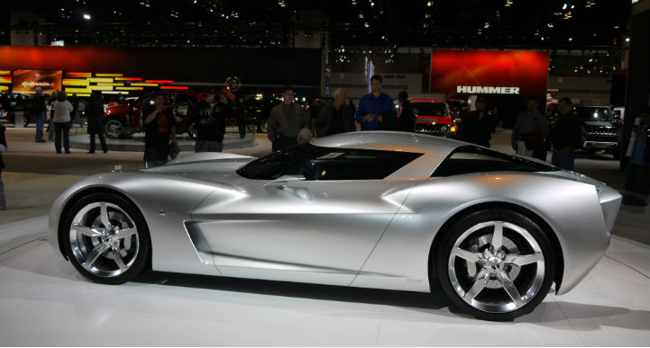 Chevy Corvette Stingray Concept