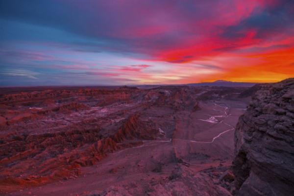 There is nowhere on Earth more like Mars than the Atacama Desert
