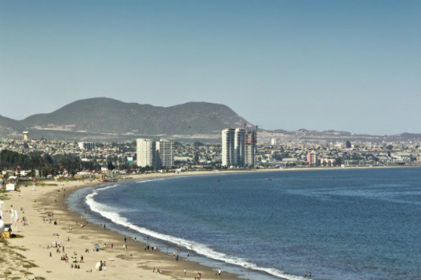 La Serena is widely regarded as the thinking man's beach resort.
