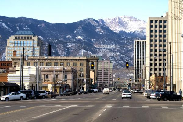 Nestled in the shadow of mountains, Colorado Springs offers myriad adventure opportunities.