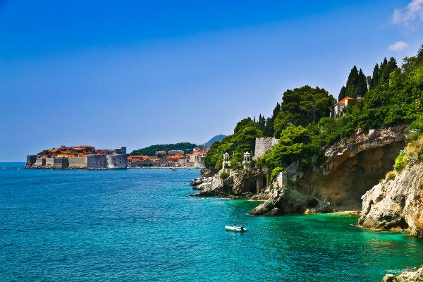 Not only is Dubrovnik one of the most spectacular Game of Thrones filming locations, it's also home to a number of stunning beaches.