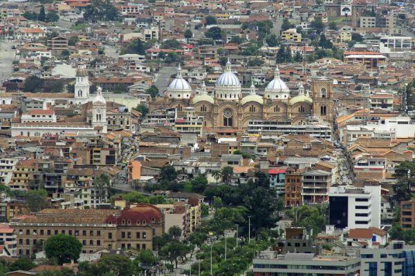 Cuenca (Santa Ana de los Ríos de Cuenca) is a city in southern Ecuador's Andes mountains.