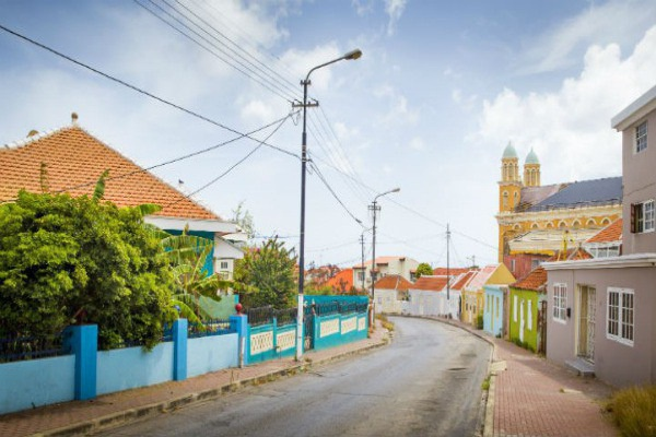 Hit the roads of Willemstad to discover the real Curacao.