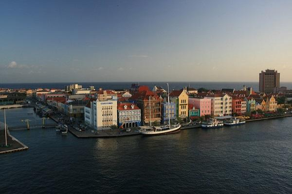 Willemstad's tidy rows of colourful houses are beautifully distinctive