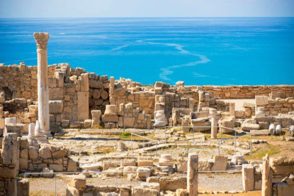 History buffs will find Cyprus absolutely fascinating.