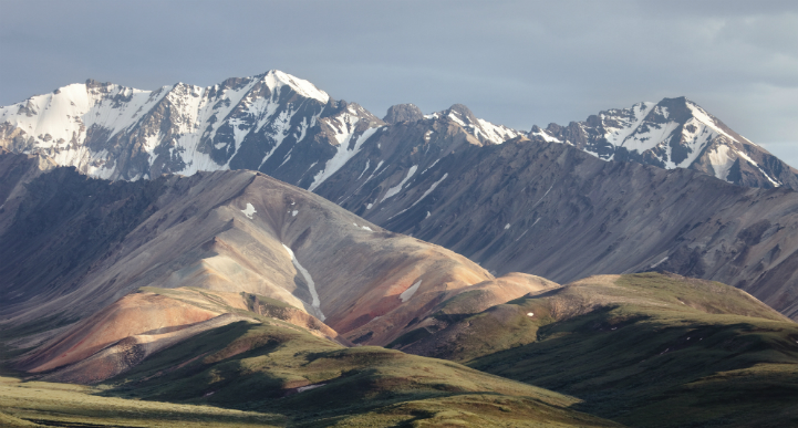 Denali National Park Reserve, USA