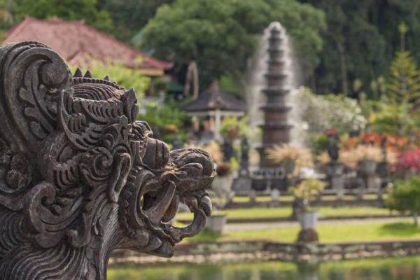 Denpasar is a bustling and multi-cultural city in Indonesia.
