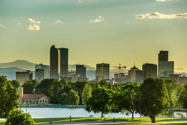 Denver is an excellent place to start a motorhome road trip, no matter the season.