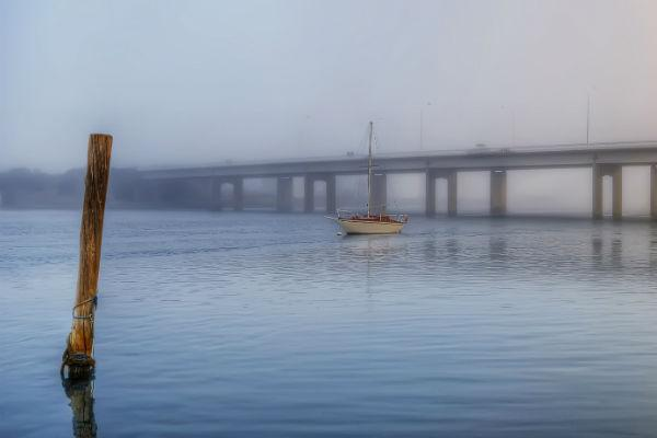 Whether it's a misty morning or a sunny afternoon, there's an undeniable beauty to Devonport.
