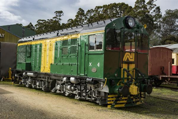 For a blast from the past, visit the Don River Railway during your time in Devonport.