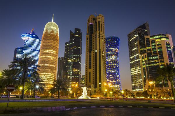 Downtown Doha