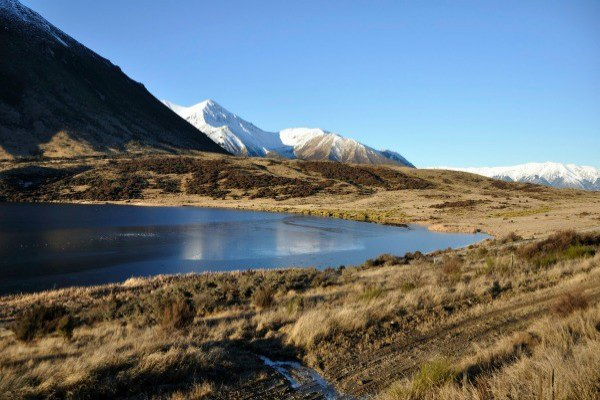 Otago high country