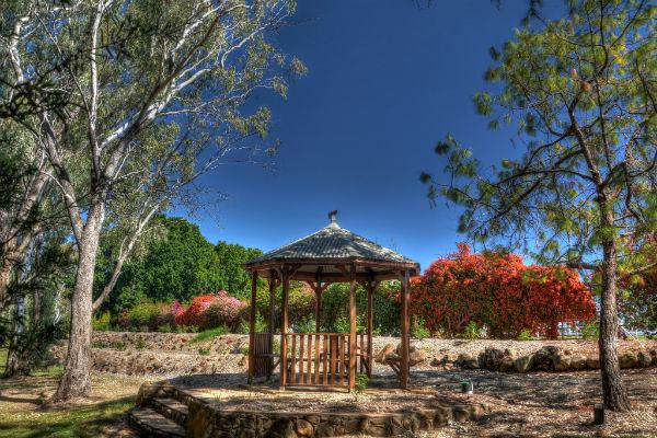 For a slice of serenity, head to the Emerald Botanical Gardens.