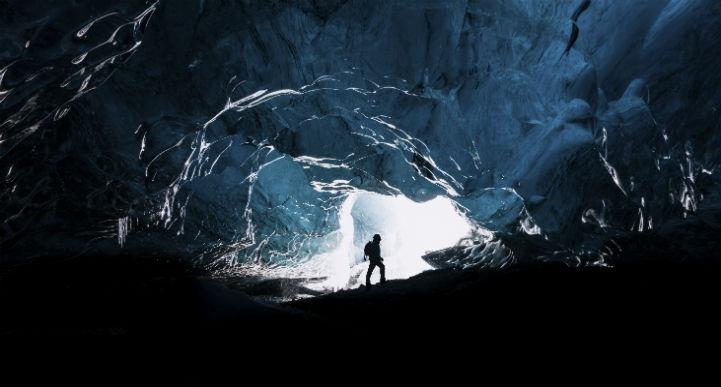 瓦特纳冰原冰洞,冰岛