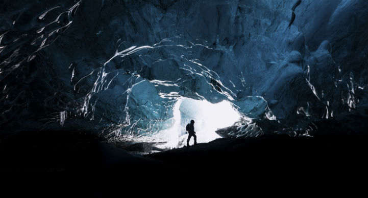 Vatnajökull Ice Caves, Iceland