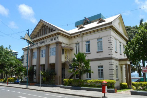 Suva City Carnegie Library