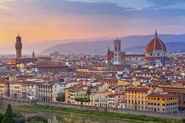 Florence is one of the most culturally vibrant cities on Earth, home to countless priceless art pieces.