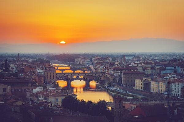 Keep your Florence car rental out of the historic city centre (ZTL) or you'll likely end up with a hefty fine.