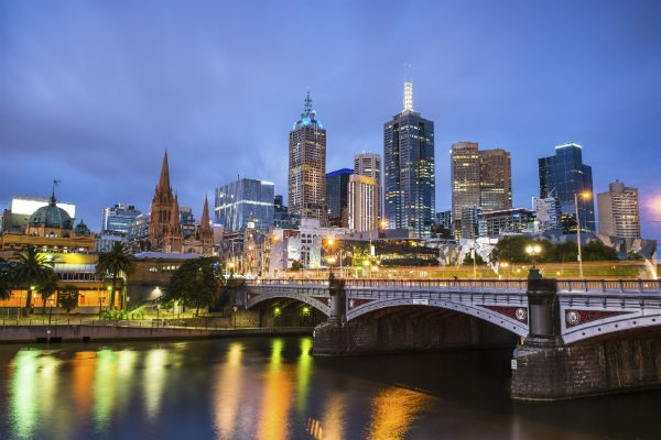 Melbourne's casual yet cool vibe makes for a great destination year round.