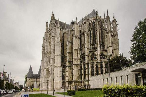 Saint-Pierre Cathedral in Beauvais