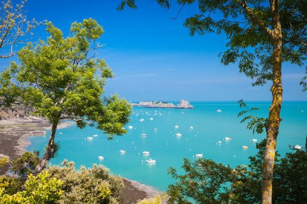Come to Cancale for the oysters, stay for the stunning coastal views.