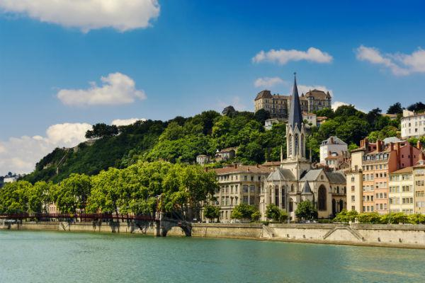 Not only is Lyon the heart of French cuisine, it also has some very impressive Renaissance architecture.