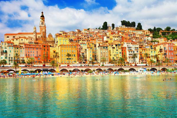 Menton is the largely unknown treasure of the French Riviera.