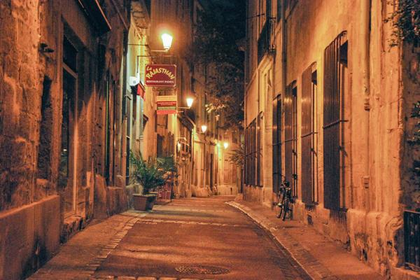 The bohemian alleyways and streets of Montpellier add a quirky vibe to the city