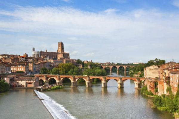 Spending time in the city of Toulouse will allow you to explore or relax as you desire.