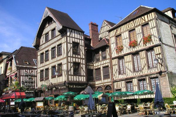 Troyes is often overshadowed by Reims, but this charming city is well worth a visit.