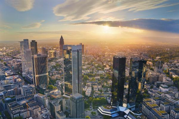 Frankfurt boasts plenty of gorgeous green spaces to balance out the towering high rises.