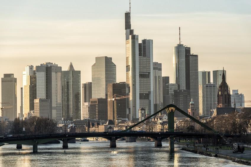 Frankfurt Driving Distances