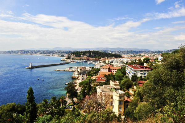 Enjoy the glamour of the French Riviera