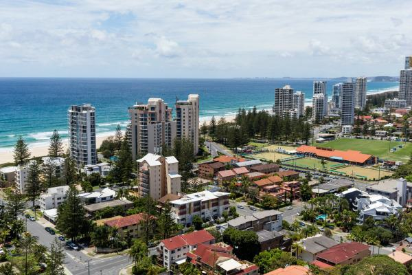 The Gold Coast, Queensland