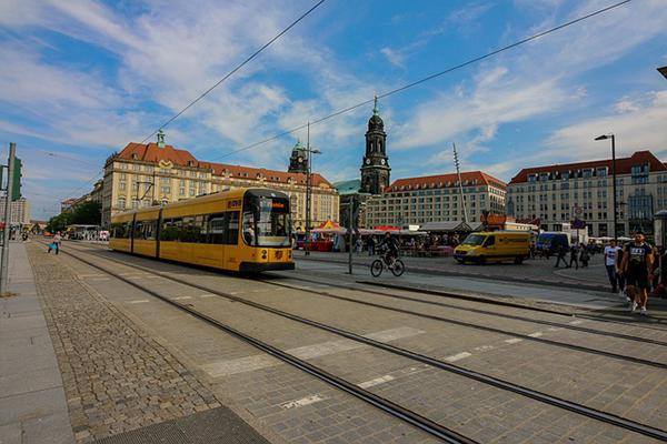 The Dresden Transport System of Dresden, Germany