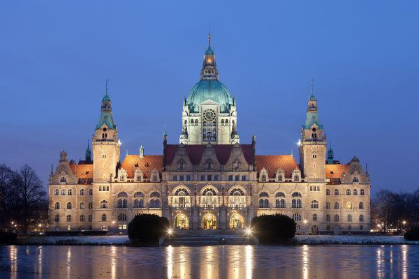There are many beautiful old buildings in Hannover - with a car hire, you'll be able to get around to them all.