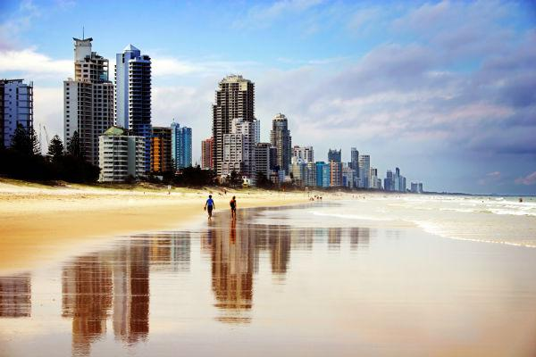 Heading down to the beach while you're visiting the Gold Coast is all but compulsory.