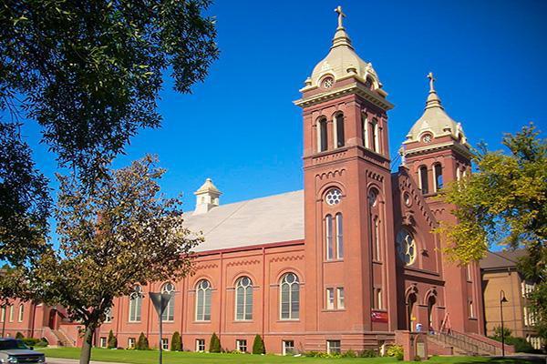 St Michael's Roman Catholic Church, Grand Forks, North Dakota