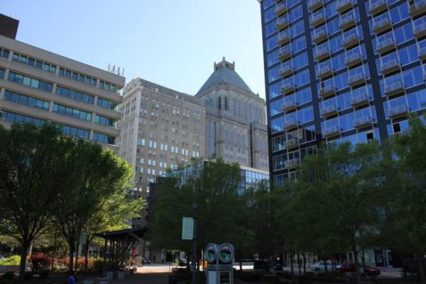 Downtown Greensboro Historic District is a national historic district located at Greensboro.