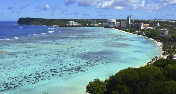 The beauty of Guam can seem almost otherworldly at times.