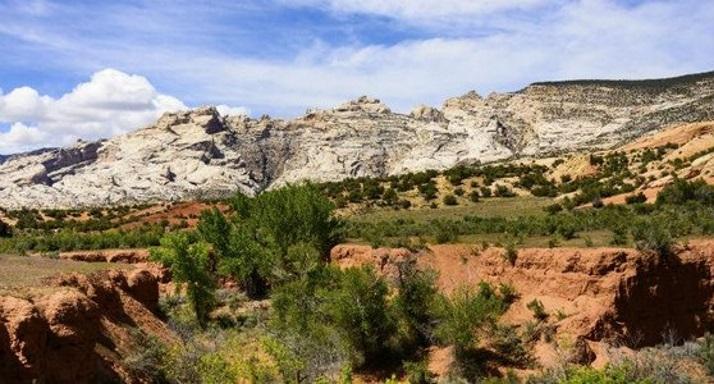 美国房车自驾路线推荐恐龙国家公园