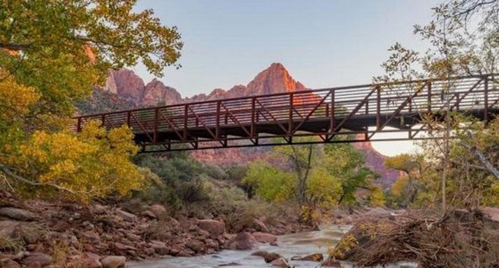 美国房车自驾路线推荐锡安国家公园