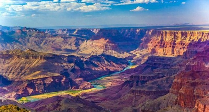 美国房车自驾路线推荐大峡谷国家公园