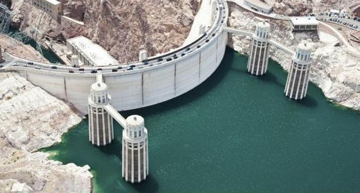 美国房车自驾路线推荐胡佛水坝