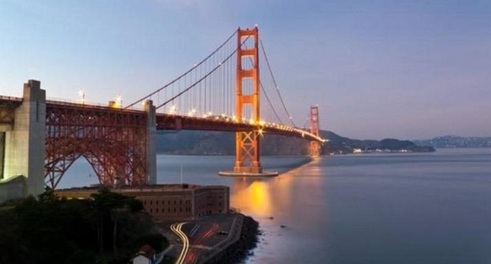 美国房车自驾路线推荐旧金山