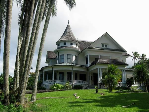 Bed and breakfast Hotel in Hilo, Hawaii.